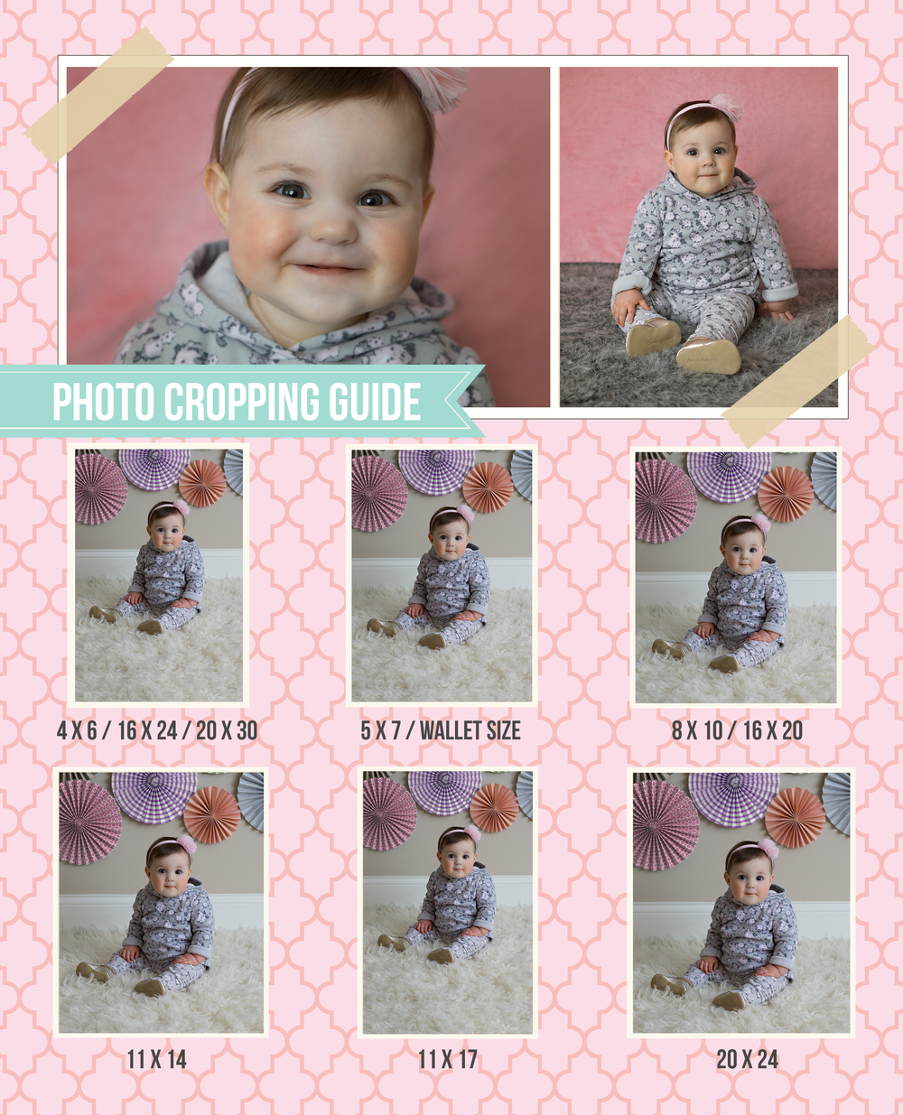 Cropping guide. Columbus Ohio photographer.
