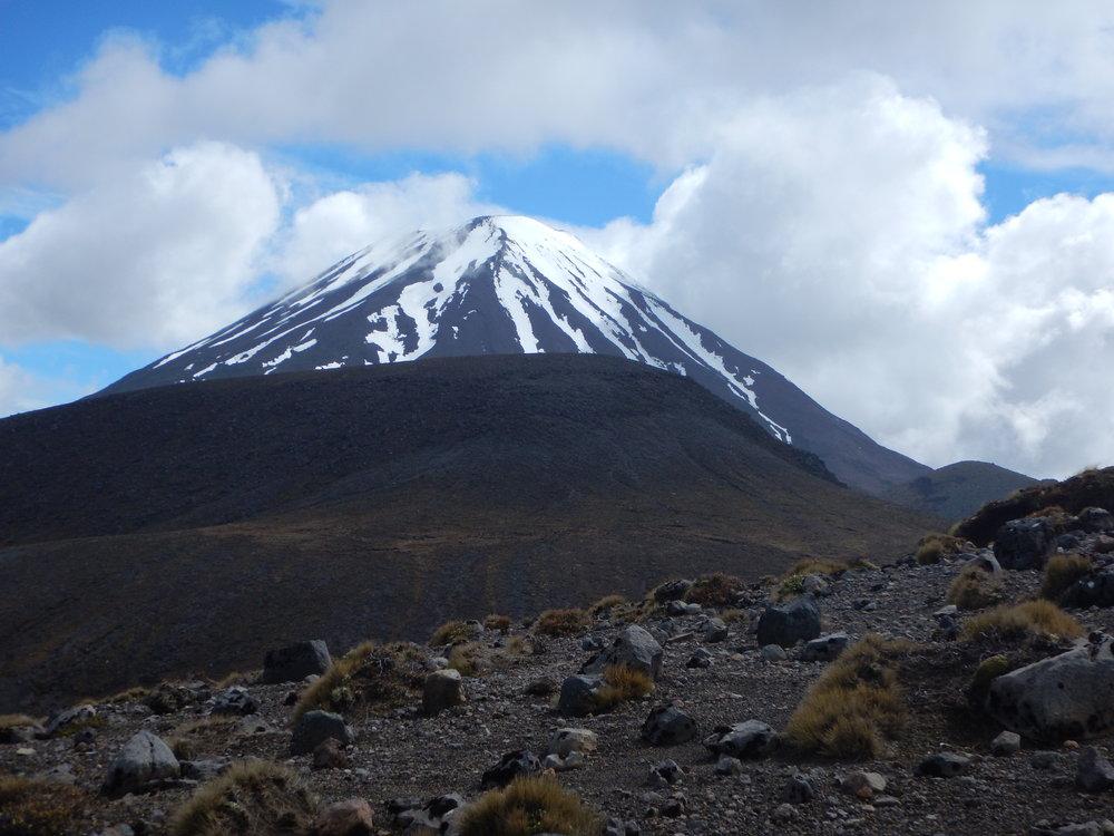 Mt. Doom! (Mt. Ngauruhoe)
