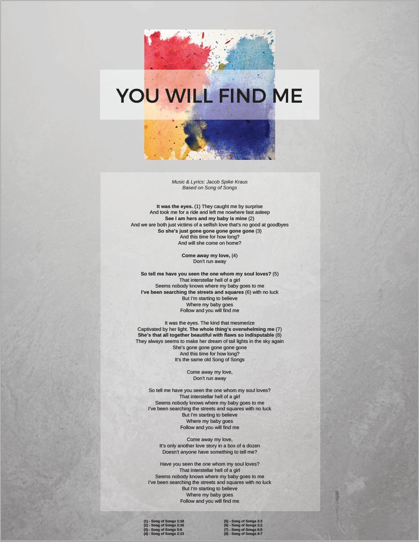 my love lyrics dream