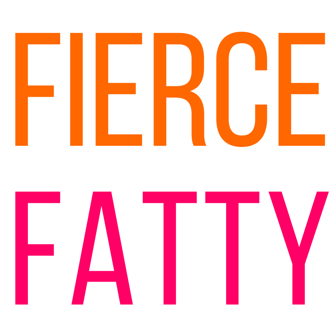 Fierce Fatty