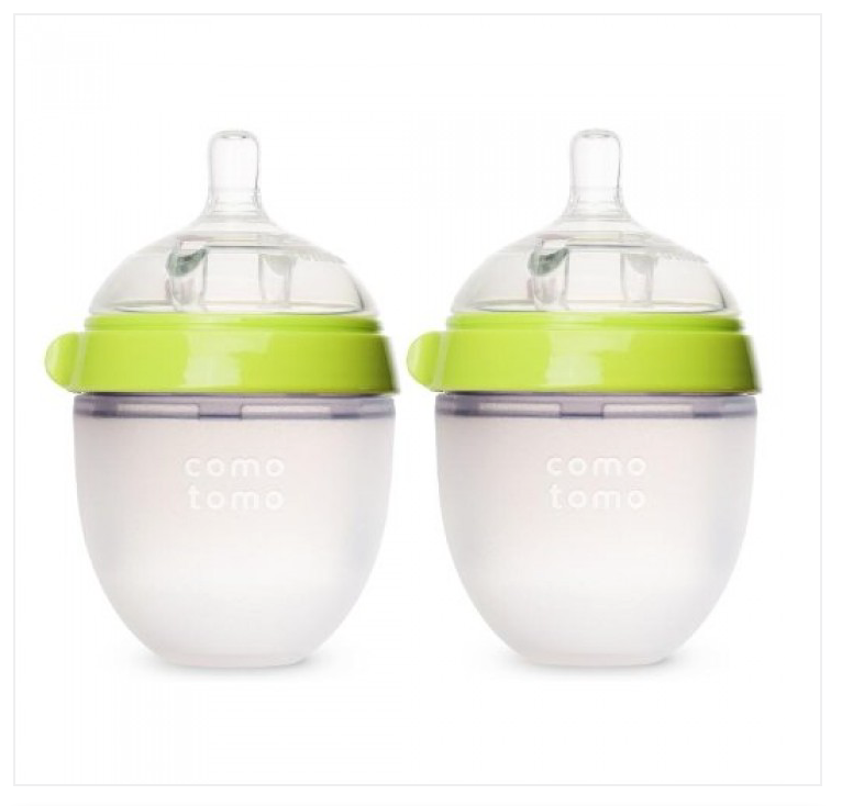 Comotomo Bottles: I love these bottles! They are so easy for the baby to use and they are super simple to clean- win win!