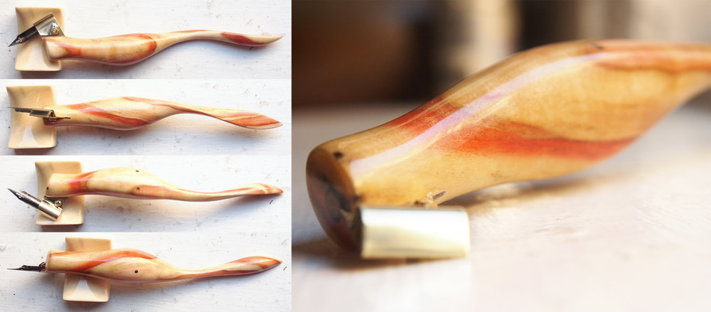 Flamed Box Elder
