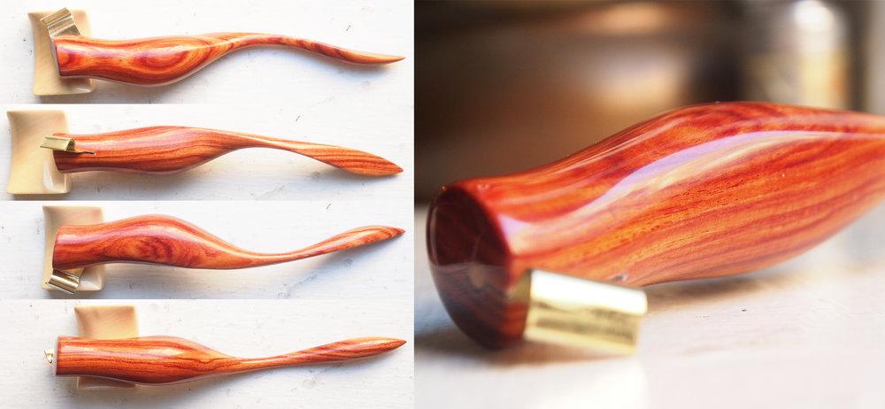 Tulipwood (Chunky Grip)