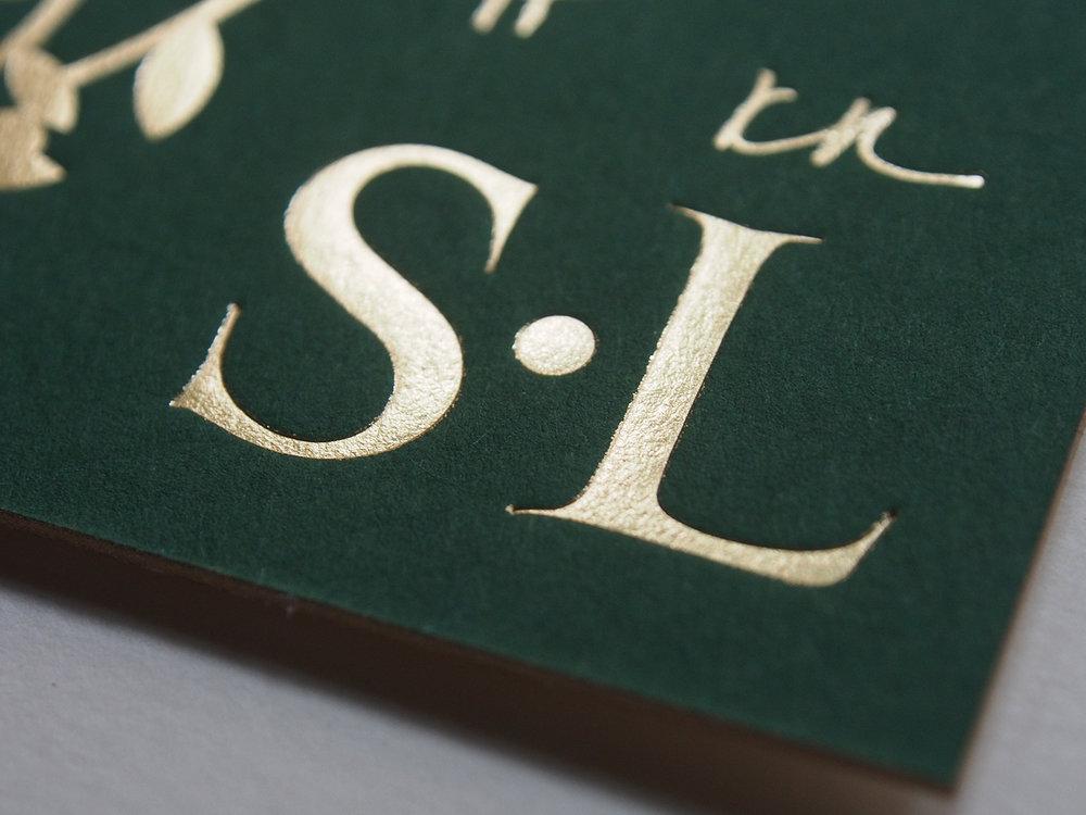 Brush Roman Logo Adaptation