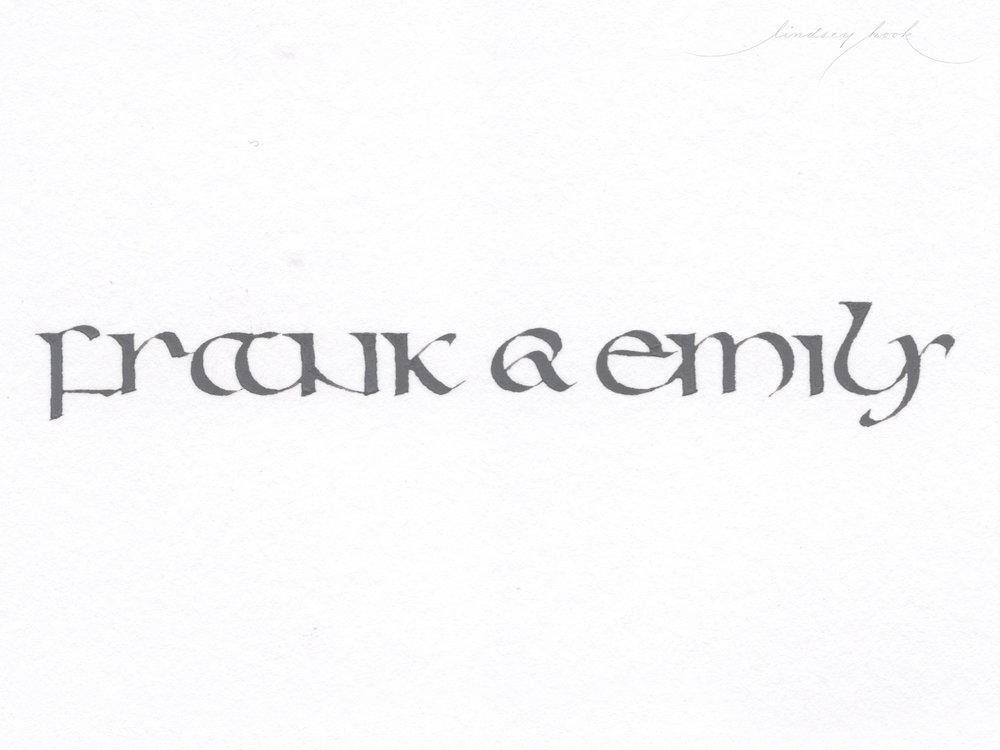 Insular Majuscule (Half Uncial)