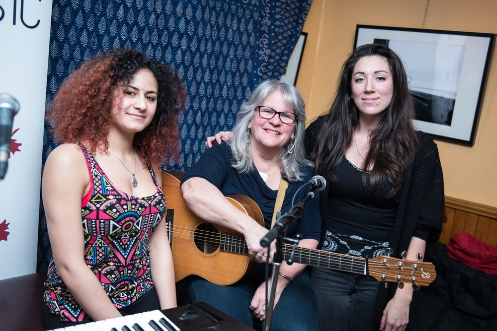 MONTHLY SERIES AIMS TO BRING WOMEN TO THE FRONT OF LOCAL MUSIC SCENE