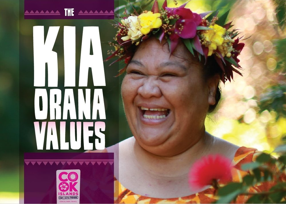 Click on image to download - Kia Orana Values Information Booklet (7 MB)