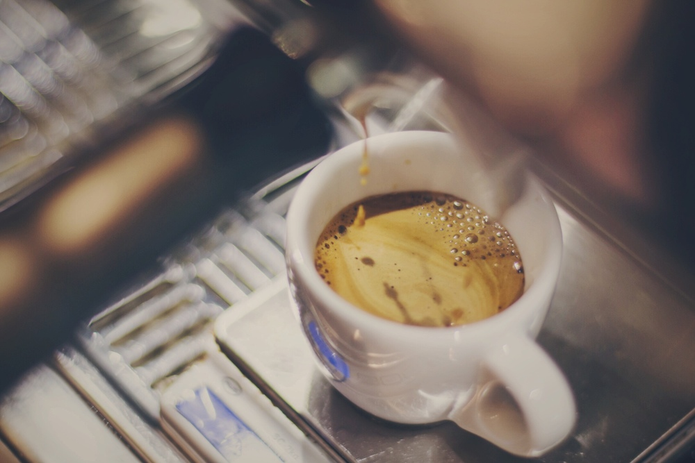 crafted to perfection  Espresso so good it can stand alone.