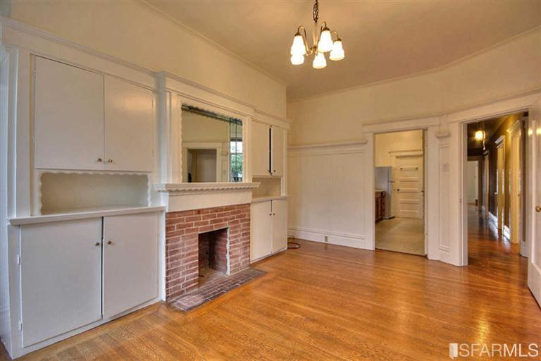 15 Jersey St |  NOE VALLEY  | San Francisco  2 Bed | 1 Ba | Condo | Flat Original Details | 0 Parking    $4650 per Month