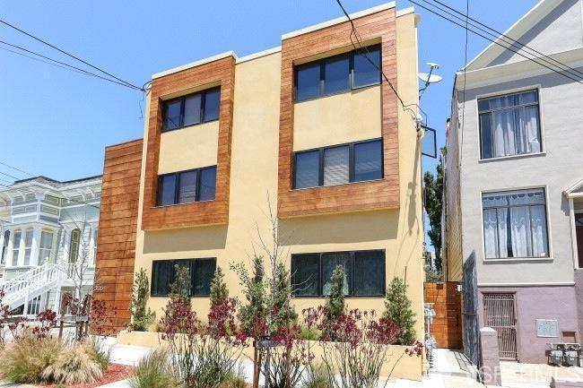 226 27th St |  NOE VALLEY  | San Francisco  3 Bed | 2 Bath | Condo | Top Floor Mid-Century Modern | 2 Parking    $5300 per Month