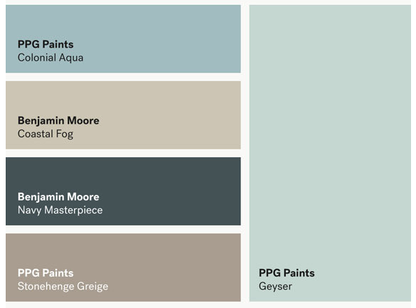 Paint colors to make room look larger stylish accent for Paint to make a room look bigger