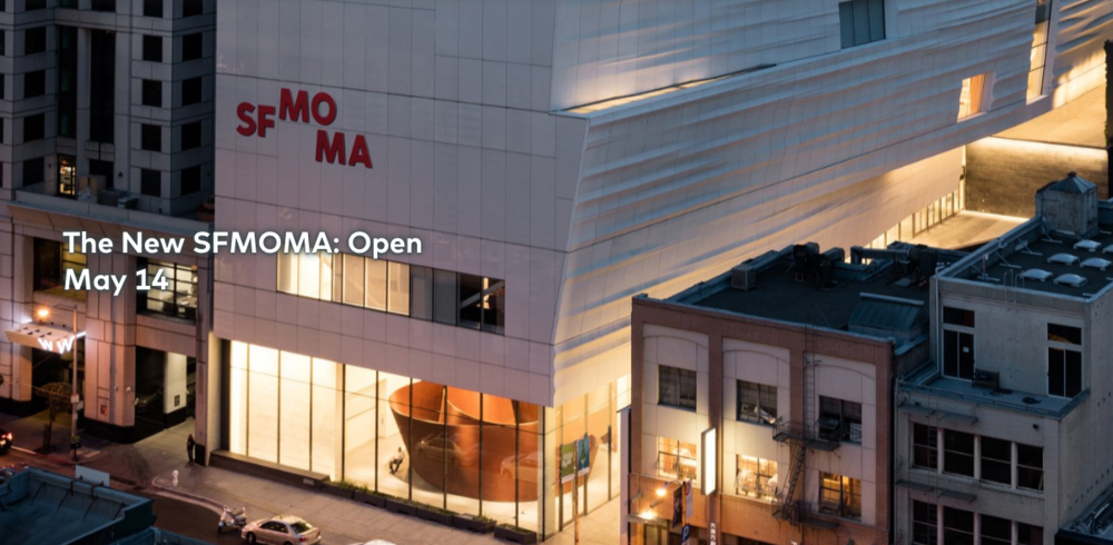 SFMoMa  is located at 151 Third Street in San Francisco.