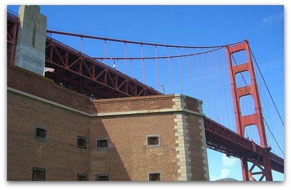 Click  for more details on Fort Point.