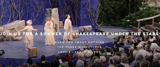 Image credits: Marin Shakespeare Company