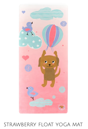 Duck Duck Dog Yoga Mats For Kids The Costa Group