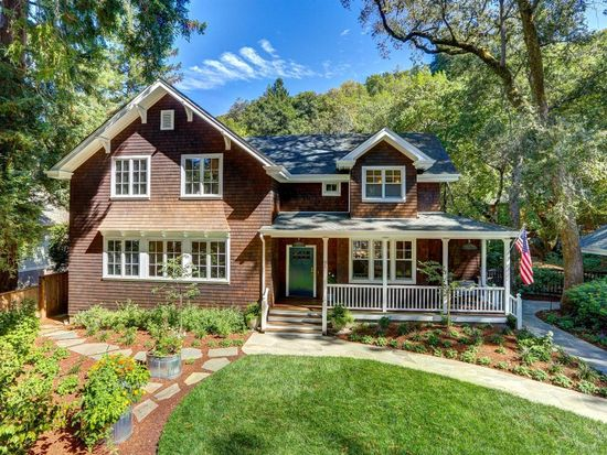 53 Murray Street |  LARKSPUR  | Marin  6 Bed | 3 Bath | 3,051 square feet | Kentfield School District    $12,000 per Month