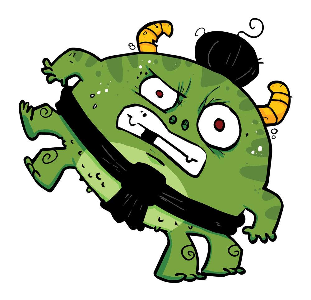 Sumo Monster
