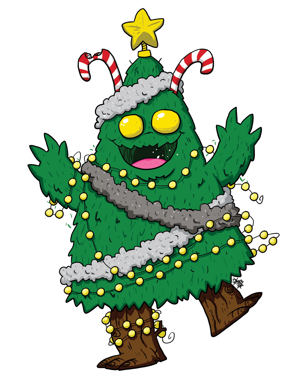 Christmas Monster