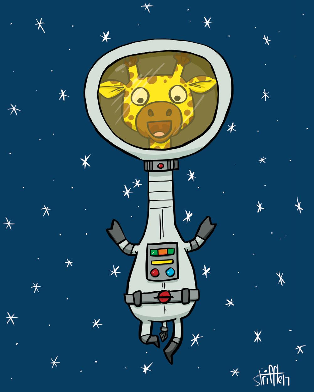 Astro Giraffe