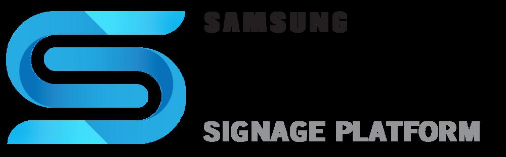 Samsung's Smart Signage Platform