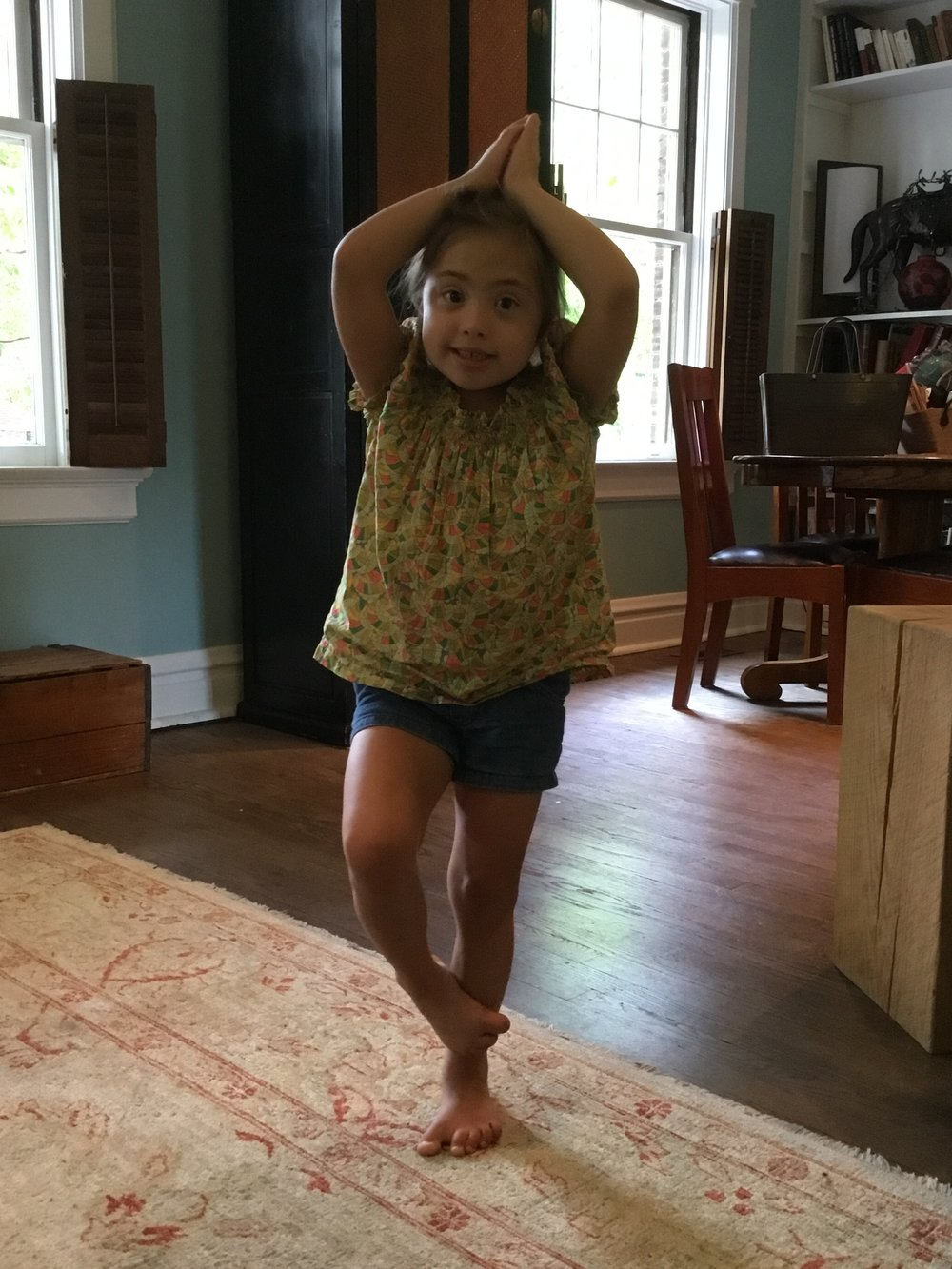 Tree Pose by Cricket
