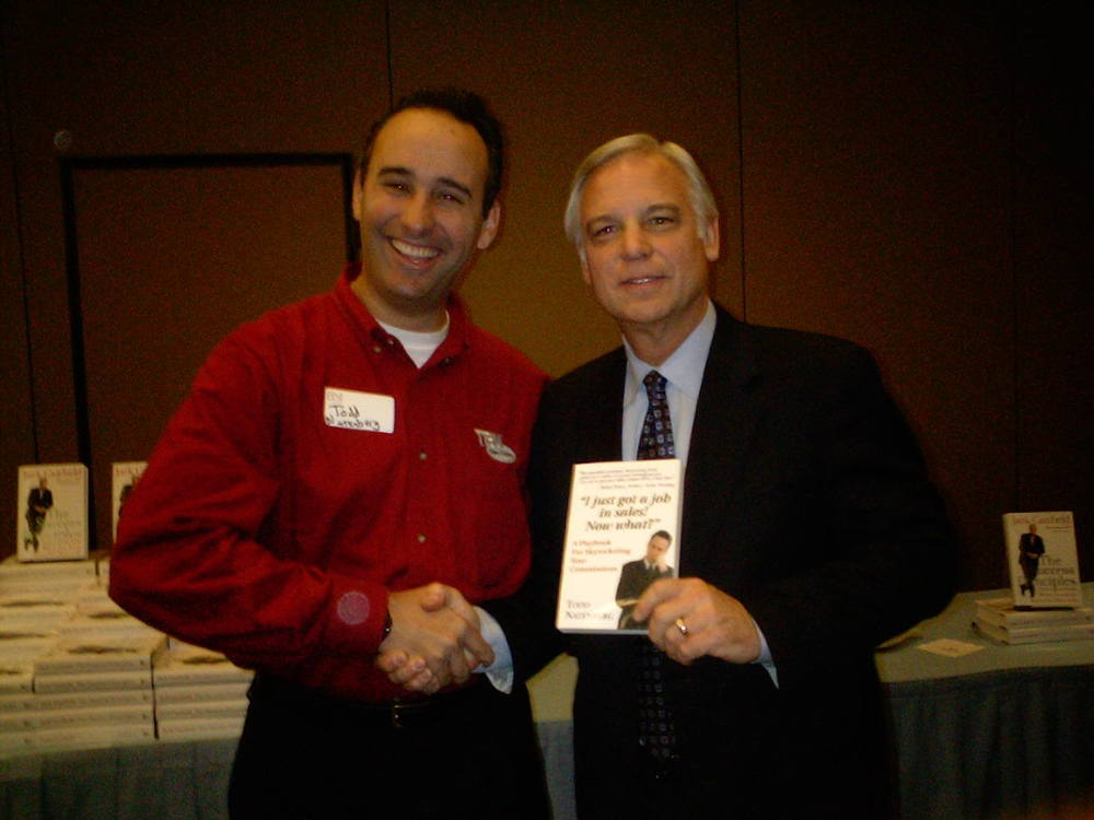 Todd and Jack Canfield