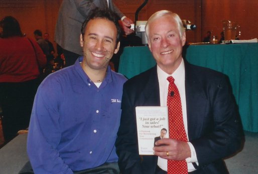 Todd and Brian Tracy