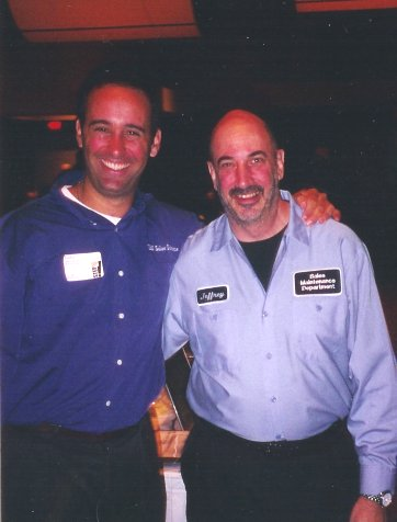Todd and Jeffery Gitomer, Author of the Sales Bible