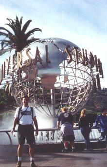 At Universal Studios, Florida