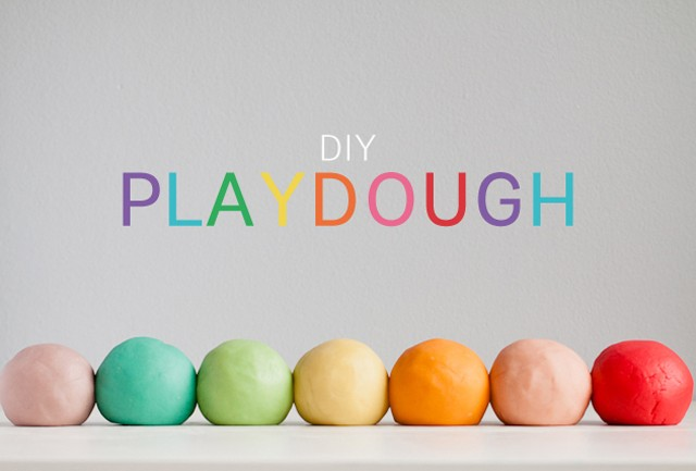 Recipe Homemade Non Toxic No Cook No Cream Of Tartar Play Dough