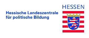 Die Veranstaltung wird unterstützt von der Hessischen Landeszentrale für politische Bildung