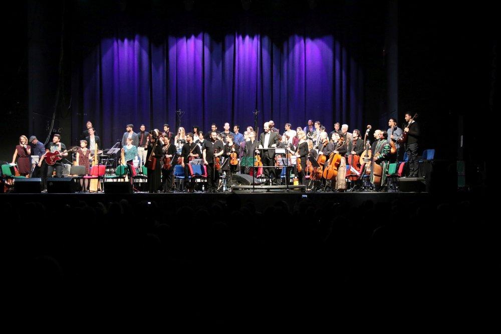 Konzert im Schlachthof Wiesbaden