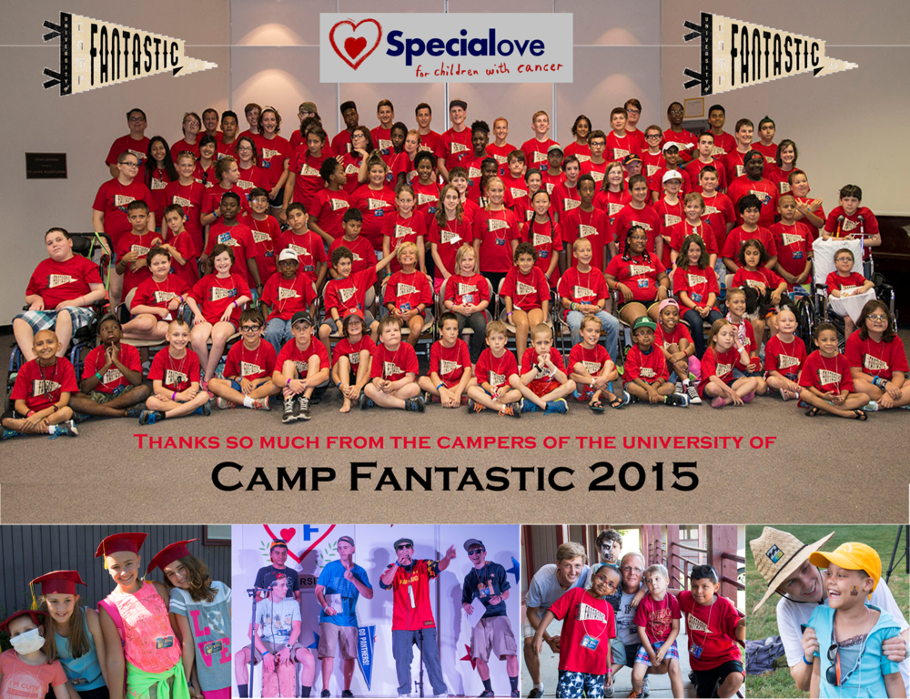 Photos from 2015 Camp Fantastic. See more at facebook.com/SpecialoveCamps.