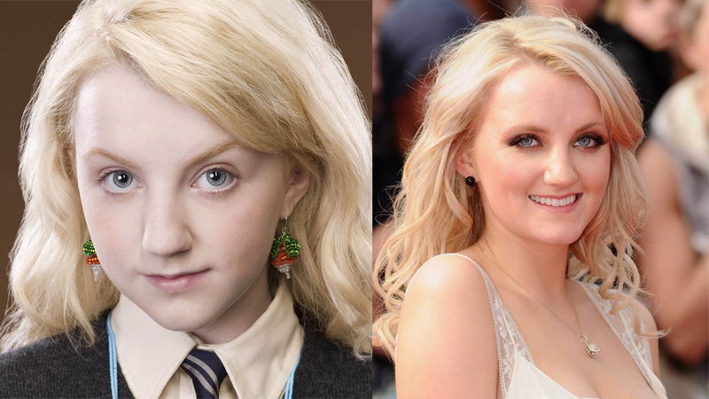 Which Harry Potter Character Grew Up To Be The Hottest The Lazy