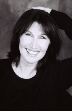 Her celebrity twin, Joanna Gleason.