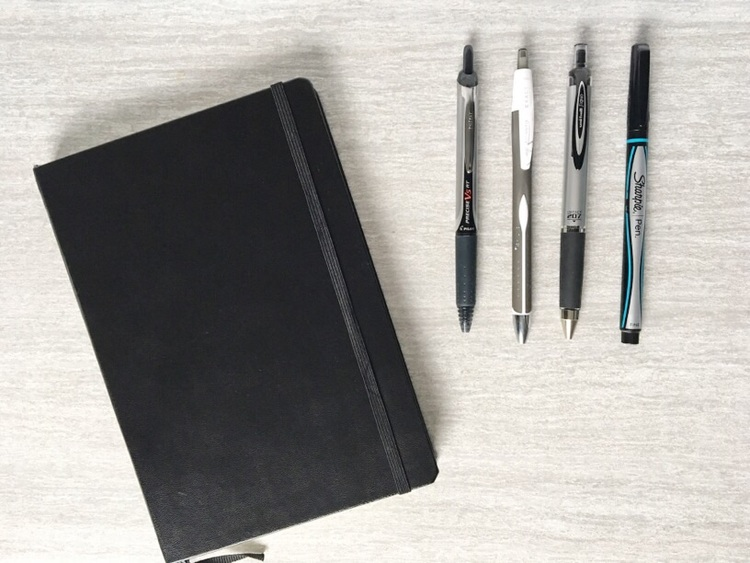 THE ULTIMATE GUIDE TO BULLET JOURNALING