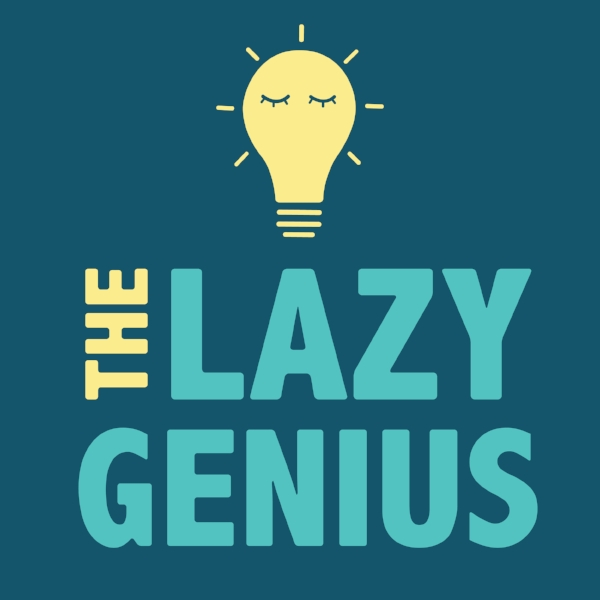 The Lazy Genius Podcast - Make your life better in about twenty minutes.Practical help for your home, your time, and your soul. Listen here, or subscribe on iTunes!The most popular episode?The Lazy Genius Loses Weight.Next in line?The Lazy Genius and Time Management.