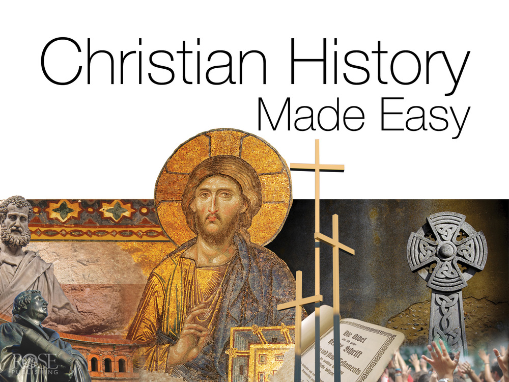 Church History: 1600-The Present!