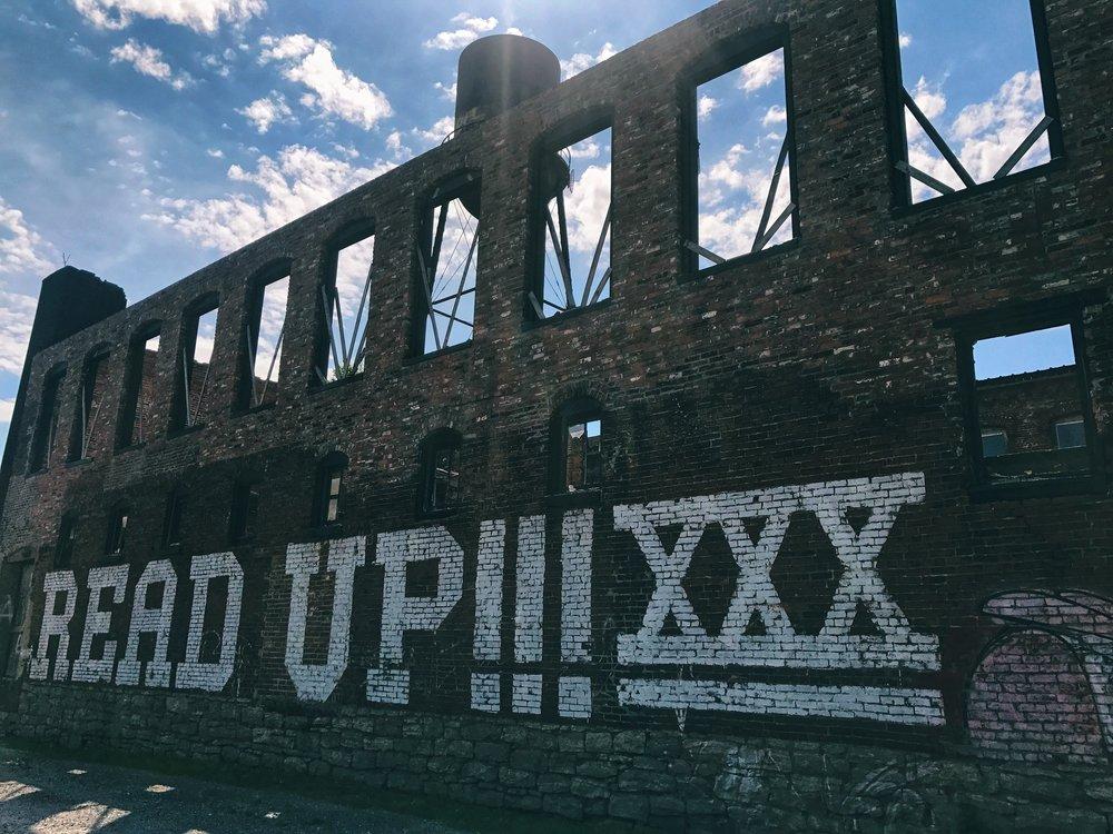 Read Up!!! XXX
