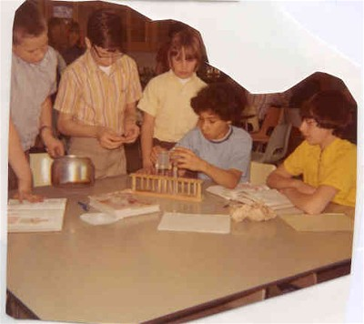 8th Grade Science 1970s What was the year? Who are the students?