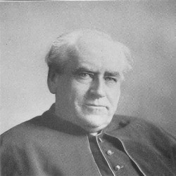 Photograph of Msgr. Frank A. O'Brien: 1915 Dedication Souvenir