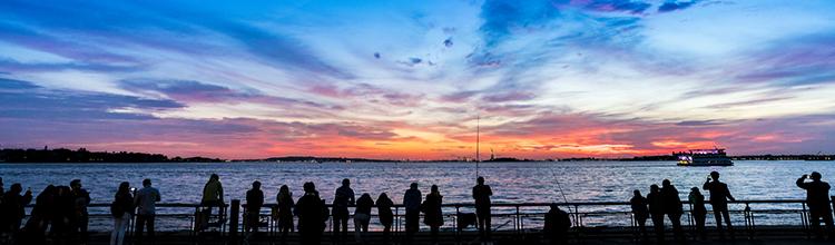 austin paz photography nyc sunset