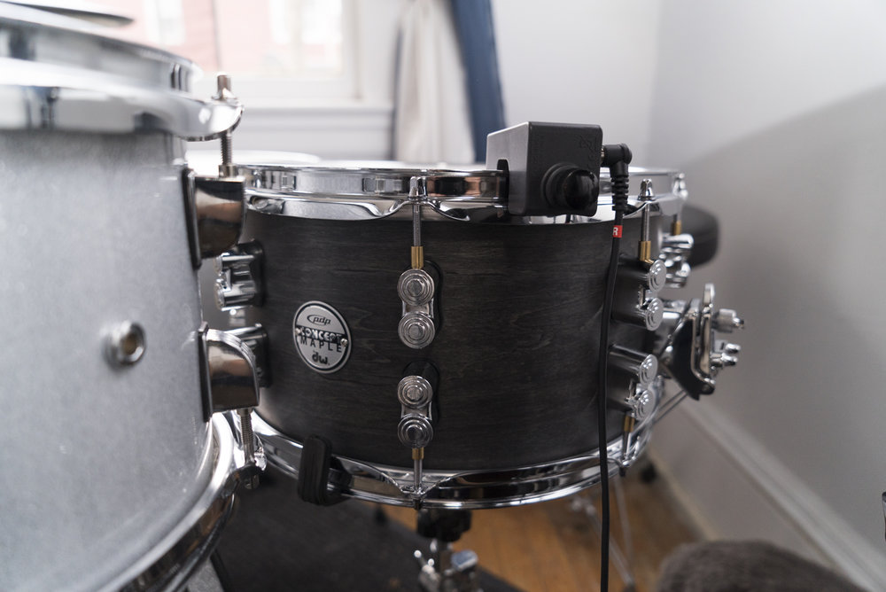 Ludwig Breakbeats pdp concept snare Roland hybrid electric drum kit austin paz