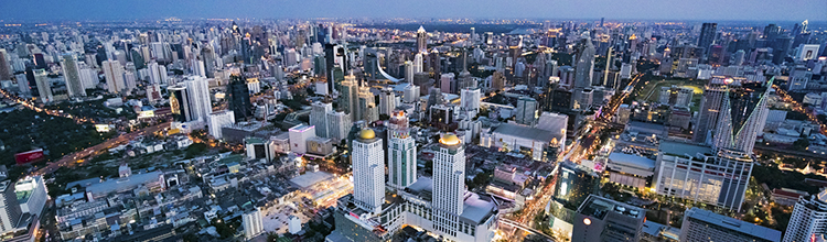 bangkok thailand baiyoke sky hotel observation deck austin paz