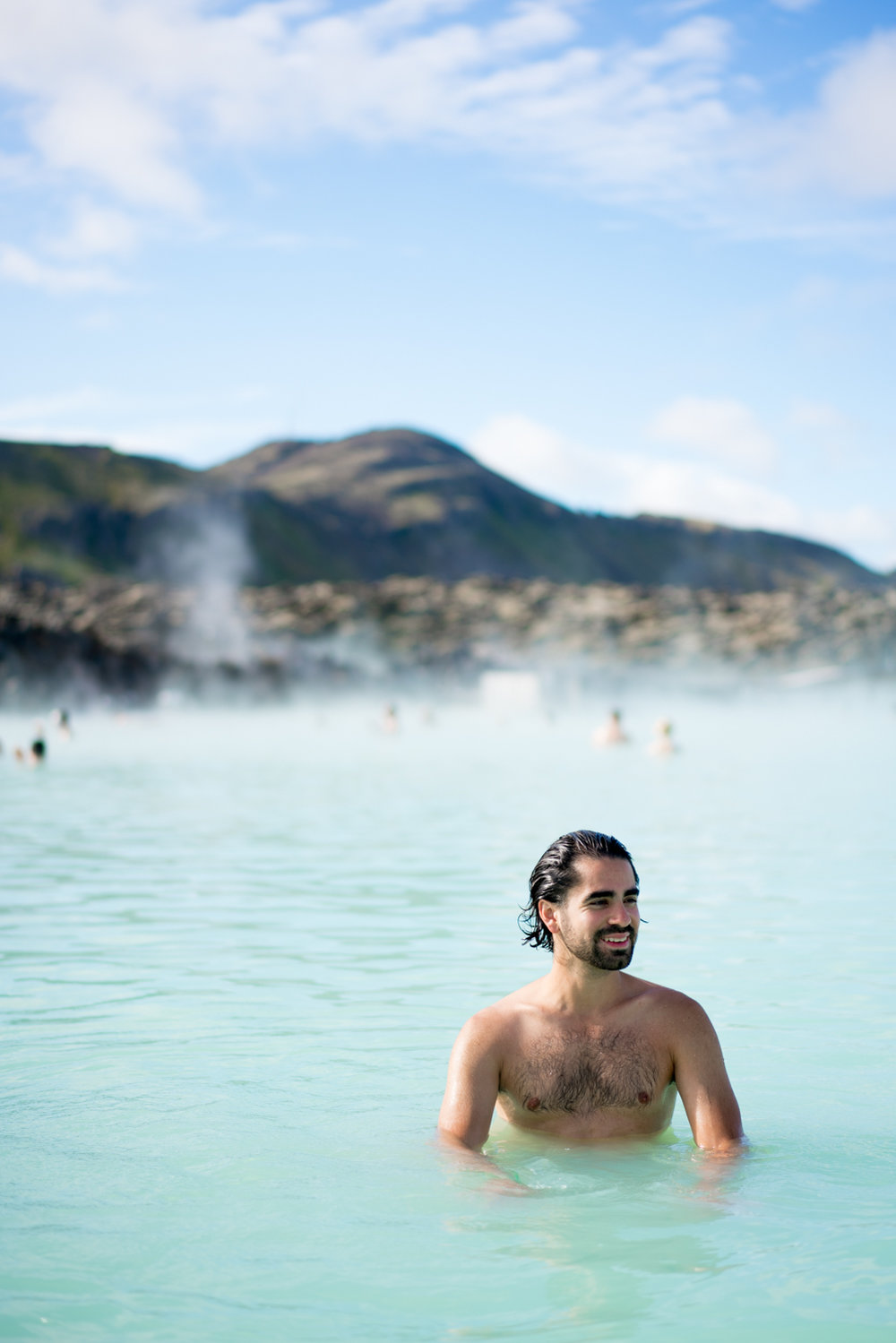 blue lagoon iceland amanda lee austin paz