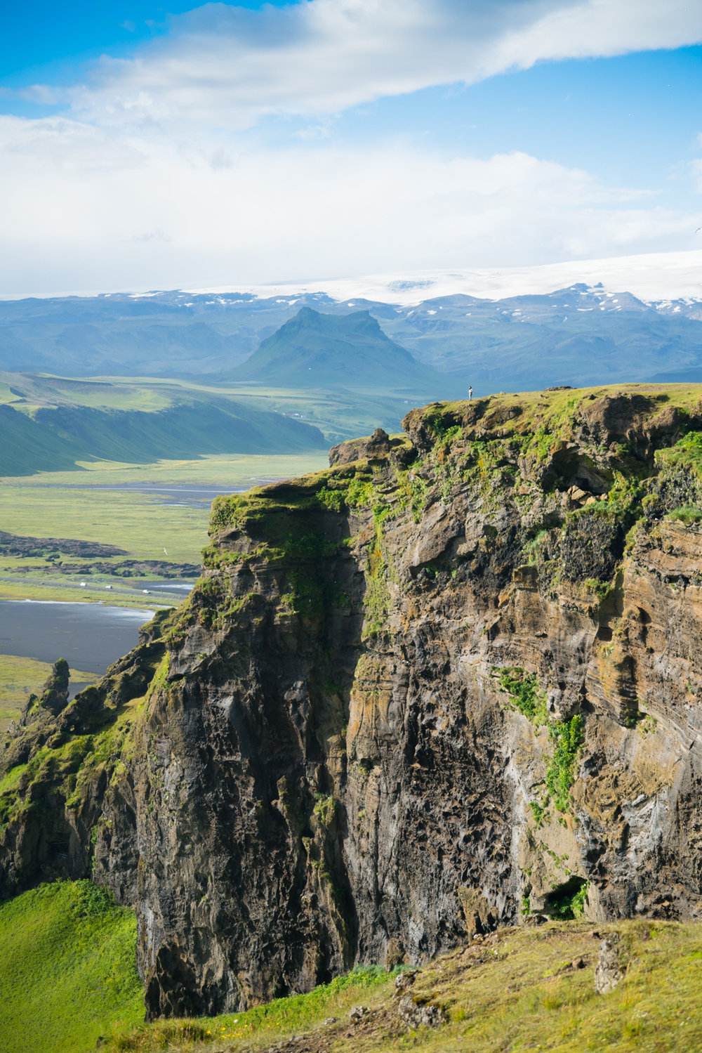 iceland vik landscape travel photography amanda lee