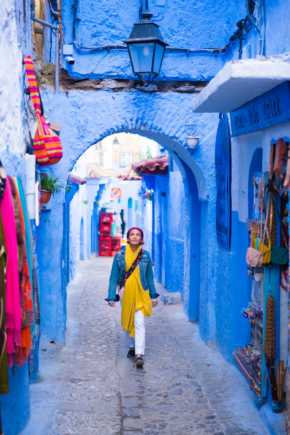 chefchaouen morocco  photography