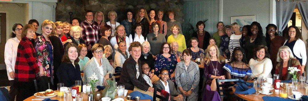 Hole in the Wall Volunteer Appreciation Luncheon, October 2017.