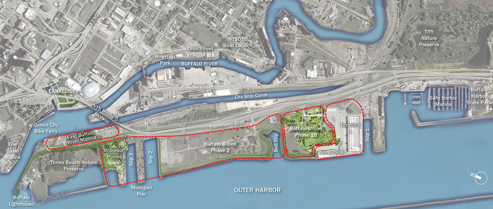 Image courtesy Erie Canal Harbor Development Corporation.
