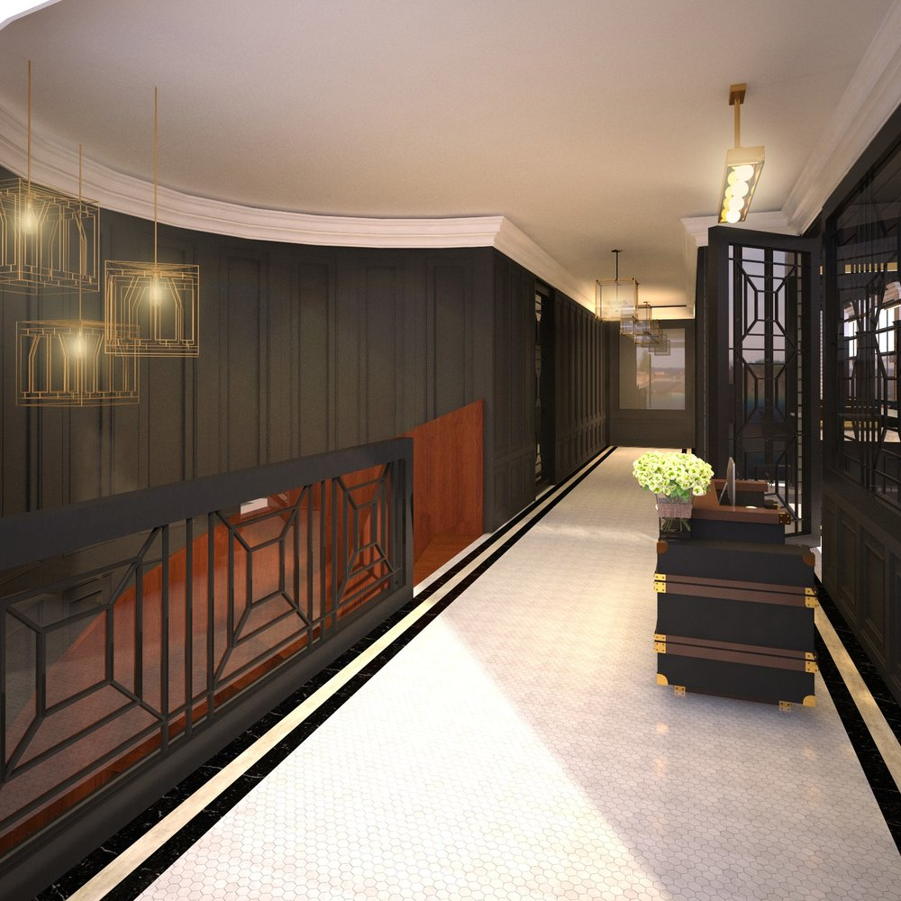 BOUTIQUE HOTEL \ NEW CONSTRUCTION \  FINANCIAL DISTRICT, NY